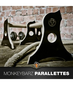 PARALLETTES MINIBARREN 3IN1...