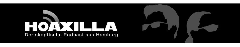 Merchandise from Hoaxilla - dem skeptischen Podcast aus Hamburg